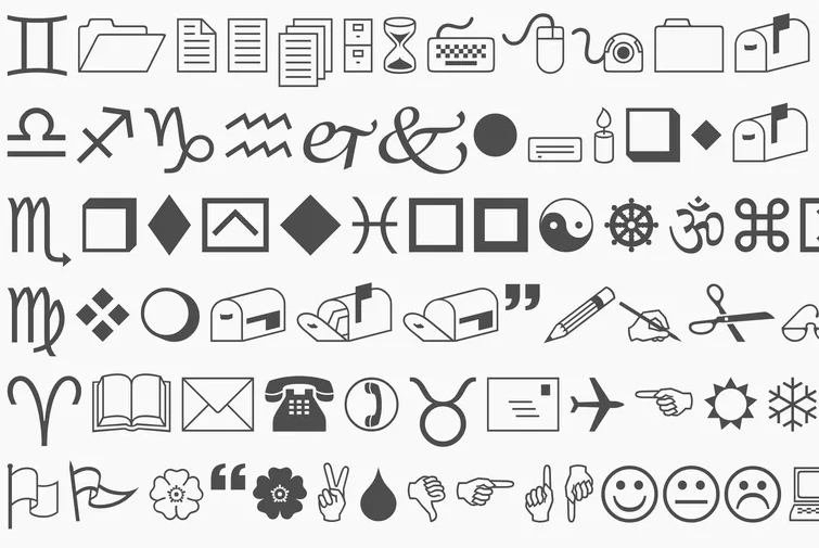 Wingdings Fish Images - Reverse Search