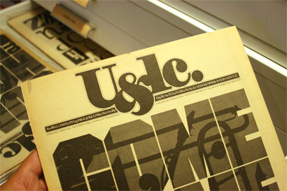 Herb Lubalin Center