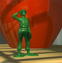 Army Men in Toy Story