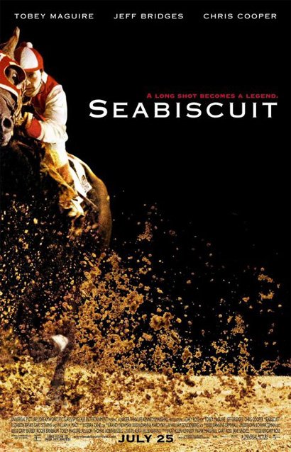 Seabiscuit Poster