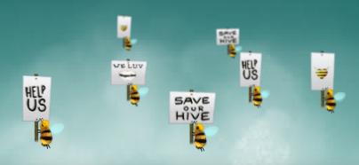 Help the Honey Bees