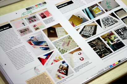 Graphic Design Referenced Proofs