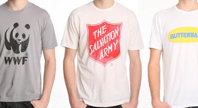 Ironic Brand T-shirts