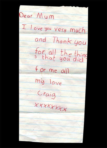 Craig's Mum