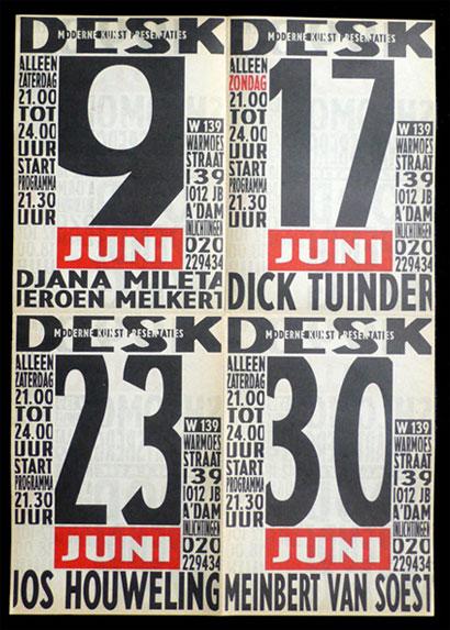 Bookmarks: Netherlands