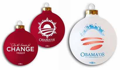 Obama Holiday Decorations