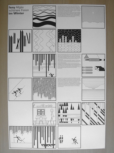 Otl Aicher Work