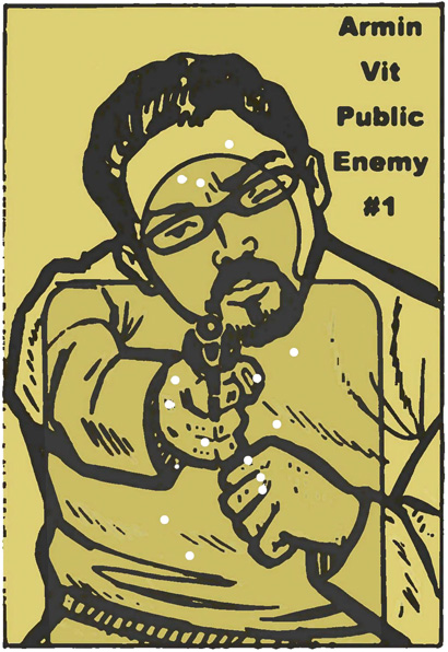 Armin Vit, Public Enemy #1