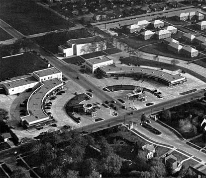 River Oaks Center, as it was