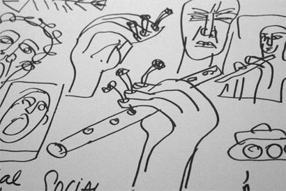 Social Justice Sketches
