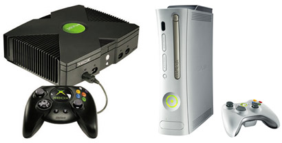 The Evolution of the Xbox