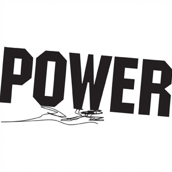 how to put power in word
